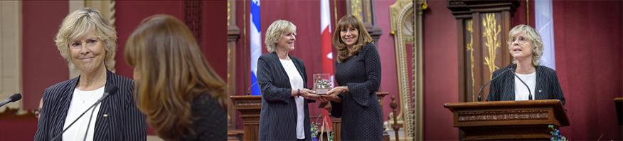 Cérémonie des Prix du Québec 2019